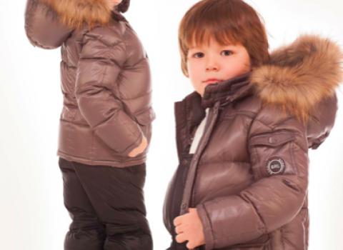 Зимние куртки для мальчиков: фасоны и материалы