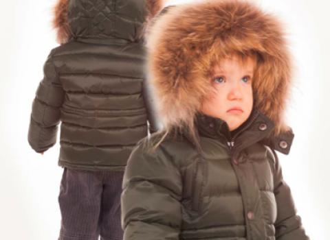 Детские куртки для самых маленьких