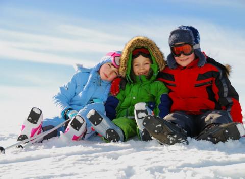 Детская одежда для зимних видов спорта