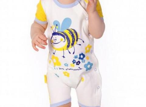 Детская одежда из экоматериалов