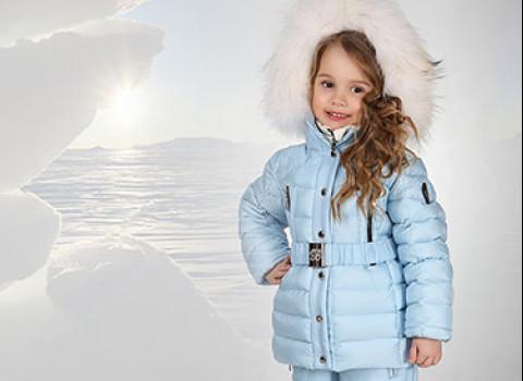 Borelli: детские зимние куртки  2017-2018