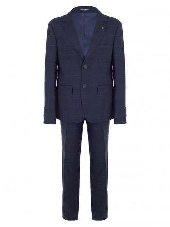 Школьный костюм синего цвета для мальчика