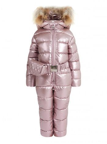 Комбинезон для девочки зимний